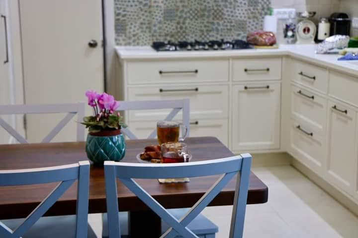 שיפוץ מטבח וחדרי רחצה בישוב רעות